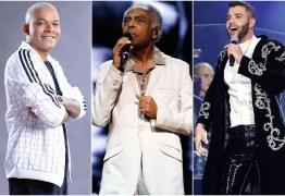 Aldair Playboy, Gilberto Gil e Gusttavo Lima fazem lives nesta sexta; confira programação completa