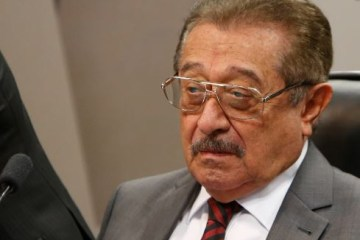 maranhão - VÍTIMA DA COVID-19: jardineiro de José Maranhão morre, e senador presta homenagem ao amigo