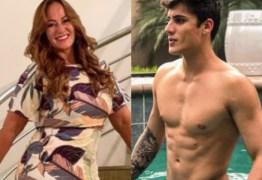 Gritaria, sangue e ambulância: mãe de Neymar tem briga feia com namorado paraibano