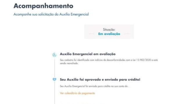 neymar auxilio emergencial 05062020094704608 - Dados de Neymar são usados para pedir auxílio emergencial de R$600