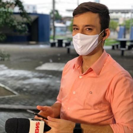 Repórter da Globo é agredido na rua durante reportagem