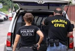 Polícia Civil prende padrasto suspeito de estupro de vulnerável na cidade de Coremas