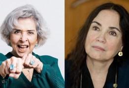 Betty Faria diz que Regina Duarte tem ego 'mal resolvido'