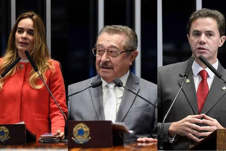 senadores da paraiba - Senado aprova projeto contra fake news: saiba como votaram os senadores paraibanos