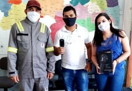 Governo instala câmeras termográficas em 22 municípios paraibanos