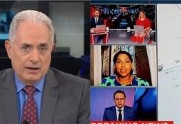 Ex-consulesa da França critica CNN Brasil por usar Wiliam Waack para falar de racismo