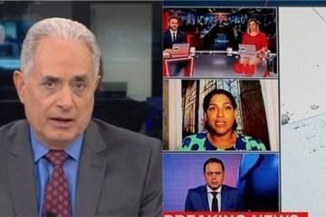 untitled collage 23 - Ex-consulesa da França critica CNN Brasil por usar Wiliam Waack para falar de racismo