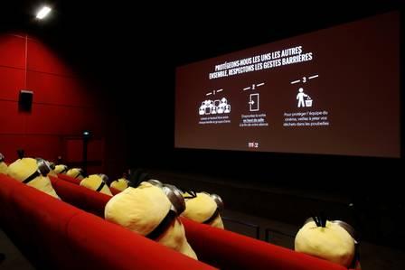 xblog minions cinema.jpg.pagespeed.ic .bJRbSl4OMx - Cinema usa bonecos de Minions para garantir distanciamento social