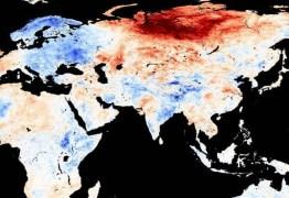 Cidade na Sibéria que já registrou 68 graus negativos bate recorde com onda de calor: 38 graus