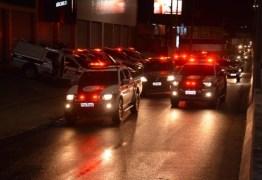 Operação Previna-se: PM reforça segurança em várias cidades da Paraíba a partir da noite desta sexta-feira