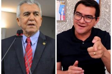 COM CIÚME: Buba Germano é contra Voto de Aplauso ao prefeito de Picuí