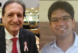 DISPUTA EM BANANEIRAS: Deputado Hervázio Bezerra declara apoio a Guga Aragão