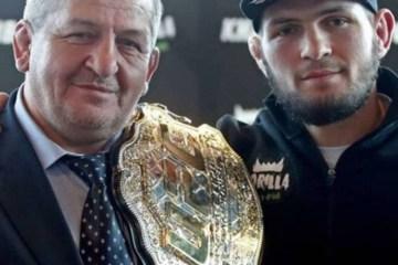 Pai de campeão do UFC morre após complicações do novo coronavírus