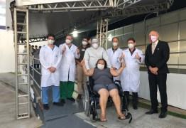 COVID-19: Hospital Solidário concede alta ao último paciente internado