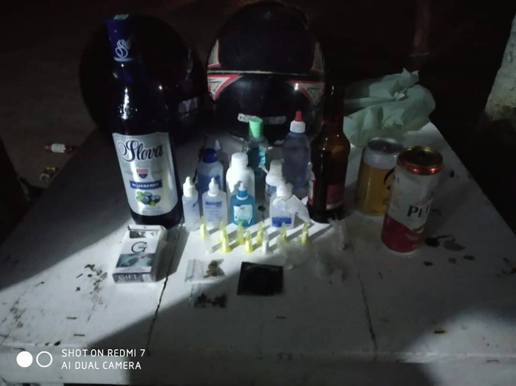 2943fd86 e238 45f7 8e3f 37a64f382d79 1024x767 - ACABOU A FARRA: Polícia Militar encerra festa clandestina em granja no bairro Funcionários II