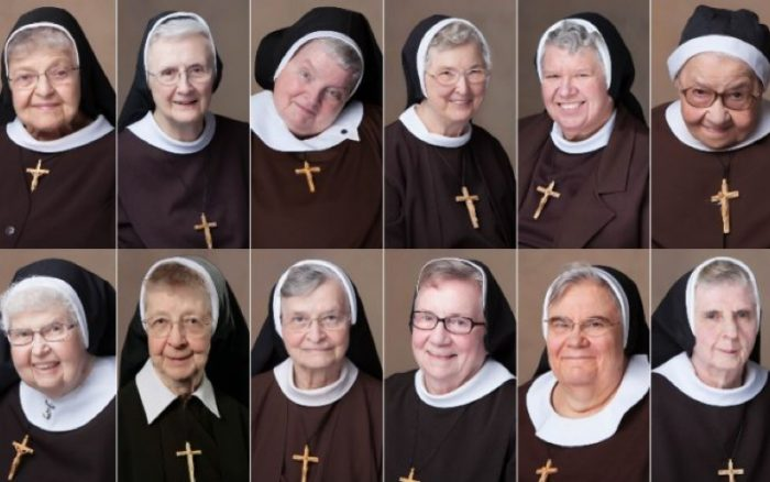 4AFDDF07 92DA 4ED7 AD56 6CFA82A1985D 700x438 1 - Treze freiras de um mesmo convento morrem de Covid-19; doze delas em apenas um mês