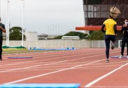 Atletismo é terceira modalidade a retornar ao CT Paralímpico