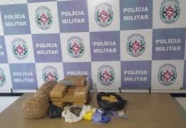 TRÁFICO NA ZONA SUL: Polícia apreende mais de 10 kg de drogas em apartamento na Capital