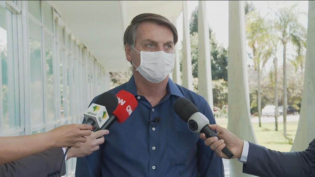 8629 A22D1A93EE249572 1024x576 - Bolsonaro reconhece ação de governadores para frear contágio da Covid-19