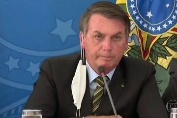 Bolsa cai 1% após Bolsonaro dizer que está com coronavírus