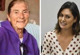 Na UTI, avó de Michelle Bolsonaro apresenta melhora e deixa respirador