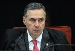 'Não são pessoas de bem, são bandidos', diz Barroso sobre autores de fake news e campanhas de ódio