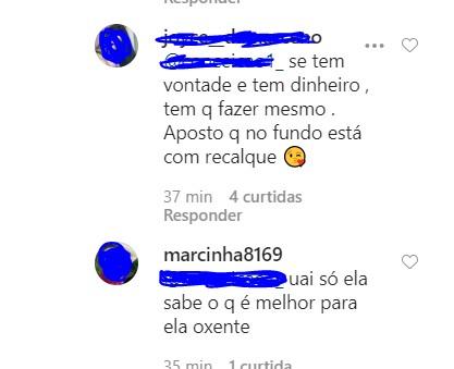 CC - 'Botei meus peito': cantora Eduarda Brasil choca seguidores ao revelar que fez cirurgia plástica