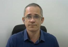 'As máscaras estão matando lentamente': professor da UEPB diz que uso excessivo da máscara pode prejudicar a saúde – VEJA VÍDEO
