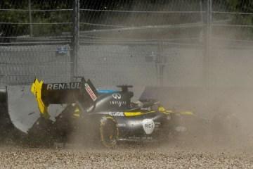 Daniel Ricciardo afirma que ainda não entendeu o que causou seu acidente durante treinos na Áustria
