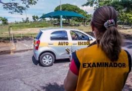 Aulas práticas em autoescolas da Paraíba serão retomadas a partir desta segunda-feira