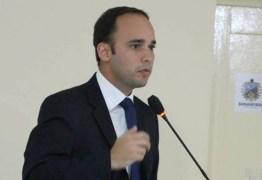 Douglas Lucena tem contas reprovadas pelo TCE-PB pela terceira vez seguida -VEJA VÍDEO