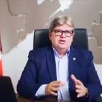 João Azevêdo 2 - Azevêdo anuncia a prorrogação do reajuste do Cartão Alimentação
