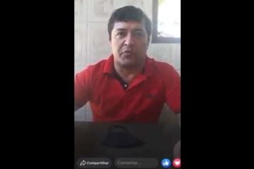 Luiz da Silva - Pré-candidato a vereador do PT, Luiz da Silva promete 'fazer muito e roubar pouco'; VEJA VÍDEO