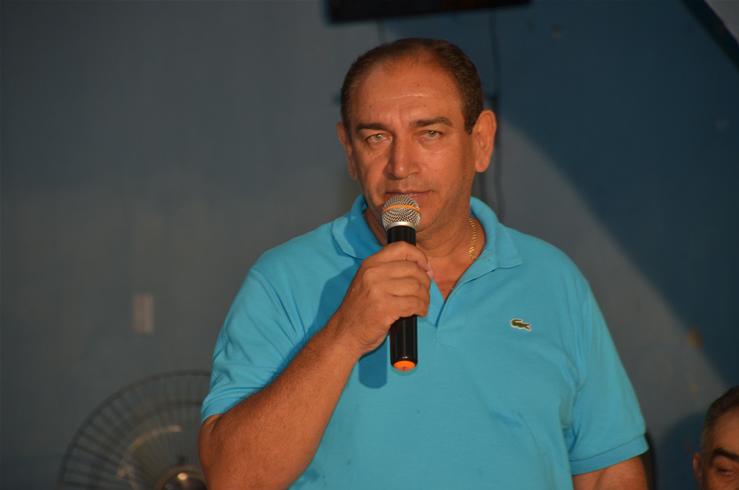 Prefeito de Ingá Manoel da Lenha - Prefeito de Ingá, testa positivo para Coronavírus