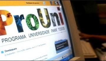 Prouni - Com quase 170 mil bolsas, inscrições para o Prouni começam hoje