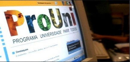 Prouni - Prouni oferta mais de 2,4 mil bolsas de estudos integrais e parciais na PB