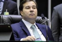 Rodrigo Maia critica propostas para recriação da CPMF e diz que imposto não ajuda a reforçar a economia nacional
