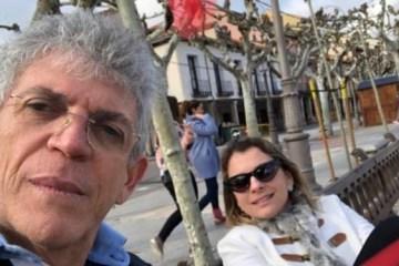 COMANDAVA A ORCRIM: Ricardo Coutinho e esposa são investigados por fraudes no Lifesa da Paraíba