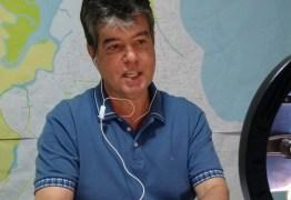 """Ruy: """"Vou botar João Pessoa pra funcionar. De que adianta posto de saúde que não funciona?"""""""