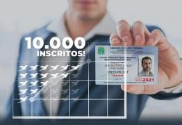 VALORIZAÇÃO DA PROFISSÃO: Creci-PB atinge a marca dos 10 mil inscritos