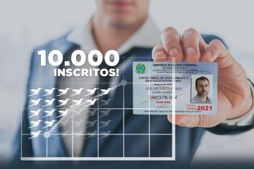 WhatsApp Image 2020 07 02 at 10.31.20 - VALORIZAÇÃO DA PROFISSÃO: Creci-PB atinge a marca dos 10 mil inscritos