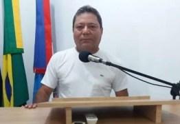 'ESTOU MAL': vereador Deda Ribeiro gravou último áudio horas antes de morrer – OUÇA
