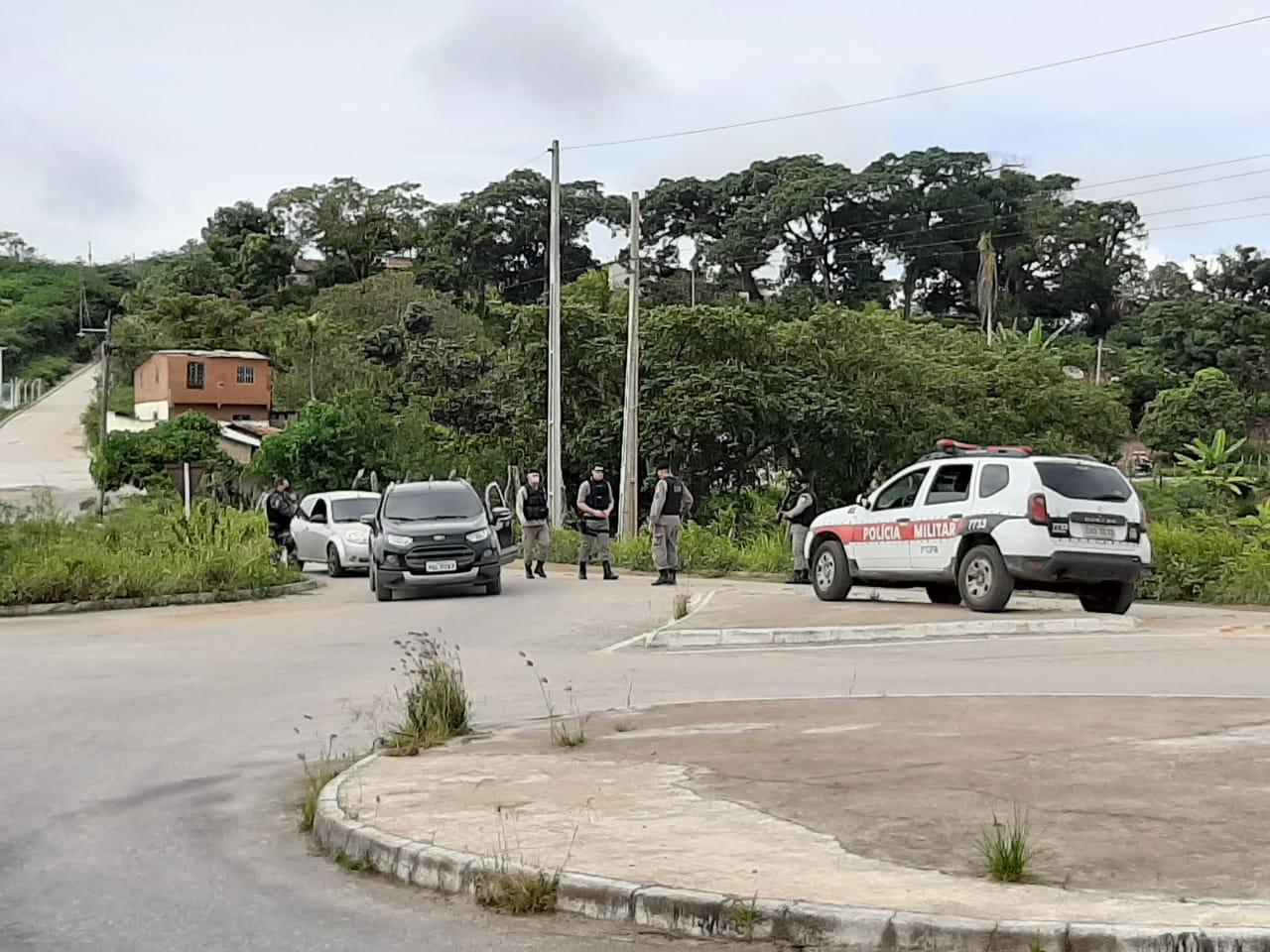 WhatsApp Image 2020 07 09 at 13.25.07 1 - Forças policiais paraibanas reforçam segurança na divisa entre Paraíba e Pernambuco