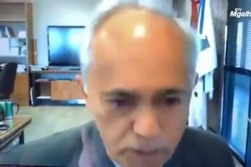 PAVIO CURTO: Ministro do TCU se irrita com celular e joga aparelho longe