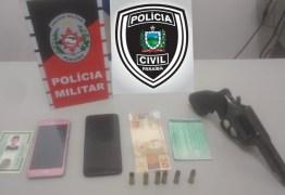 Operação integrada das forças policiais efetua várias prisões em cidades do Sertão