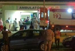"""Covid-19: """"Dr. Geraldinho"""" é transferido do Hospital de Pombal para o Hospital Universitário, em João Pessoa – VEJA VÍDEO"""