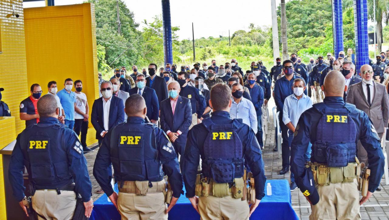 WhatsApp Image 2020 07 29 at 10.07.16 - PRF inaugura nova Unidade Operacional em Alhandra, na Paraíba