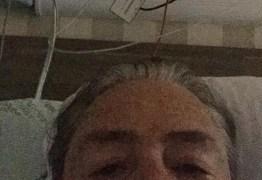 'ESTOU ME RECUPERANDO BEM': médico Gessner Caetano segue internado em UTI após diagnóstico para Covid-19