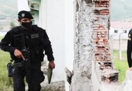 Polícia captura fugitivos de presídio pernambucano que estavam se escondendo no interior da Paraíba