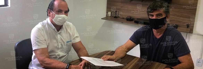 a8f42b94 3cc8 4437 9ce2 c39b3dd0faa9 - Wellington Roberto e Durval Ferreira discutem planos para o PL em João Pessoa nas eleições de 2020